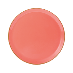 "Coral Pizza Plate 32cm/12.5"" (Pack of 6)"