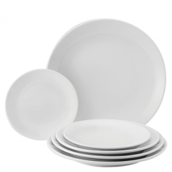 "Coupe Plate 7"" / 18cm  (30 Pack)"