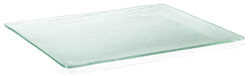 Cristal Collection(TM) Rectangular Acrylic Tray, 16.5 x 13""