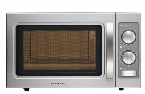 Daewoo 1100w Light Duty Manual Control Commercial Microwave
