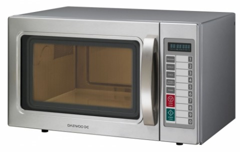 Daewoo 1100w Light Duty Touch Control Commercial Microwave