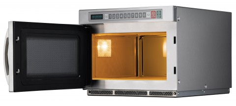 Daewoo 1850w Heavy Duty Programmable Touch Control Commercial Microwave Oven
