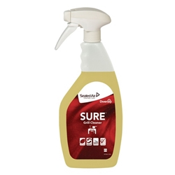 Diversey - SURE Grill Cleaner (6x0.75L Pack)