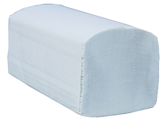 Easipull Interfold 2 Ply White Paper Hand Towel