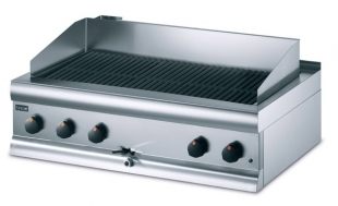 Electric Chargrill With Water Tap