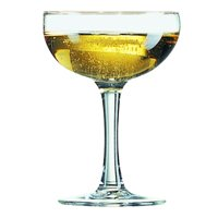 Elegance Champagne Coupe 5.5oz  (48 Pack) Elegance, Champagne, Coupe, 5.5oz,