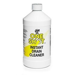 One Shot Drain Cleaner One, Shot, Drain, Cleaner, Bunzl