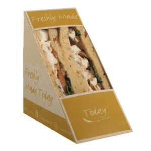Freshly Made Today Sandwich Pack (Golden Ochre)