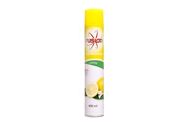 Fusion Lemon Air Freshner 3 in 1 (400ml)