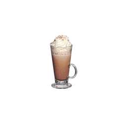 Genware Conical Latte Glass 26cl / 9oz (12 Pack) Genware, Conical, Latte, Glass, 26cl, 9oz, Nevilles