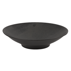 Graphite Footed  Bowl 26cm (Pack of 6)