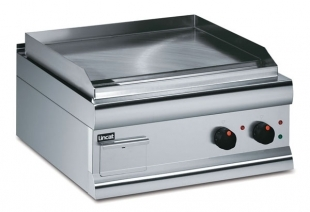 Griddle Hard Chrome Plated - Dual Zone