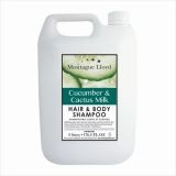 Hair & Body Shampoo 5L Bottles
