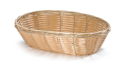 Handwoven Baskets Oval