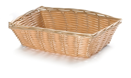 Handwoven Baskets Rectangular