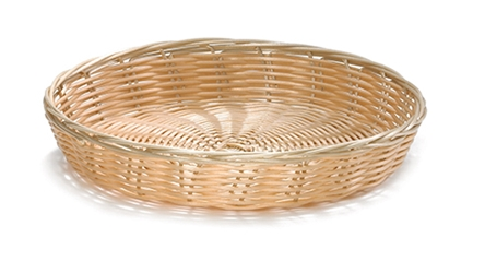 Handwoven Baskets Round