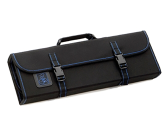 Hard Core Knife Case with Handle, Holds 10 Knives/Tools
