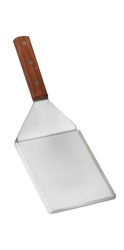 Heavy Turner, Stainless Steel with Wood Handle, 13""