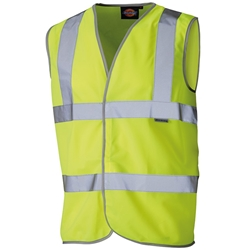 Dickies Highway Safety Waistcoat Highway safety waistcoat (SA22010)