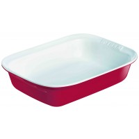 Impressions Rectangular Roaster Red    26 x 17cm (6 Pack) Impressions, Rectangular, Roaster, Red 26, x, 17cm