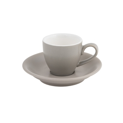 Intorno Espresso Cup 75ml Stone (Pack of 6)