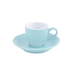 Intorno Saucer for Espresso Cup Mist (Pack of 6)