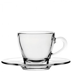 "Ischia Cappuccino Saucer 5.75"" / 14.5cm for G13245222 (12 Pack)"