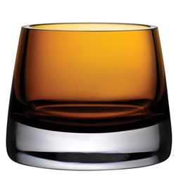 Joy Votive Amber Large (6 Pack)