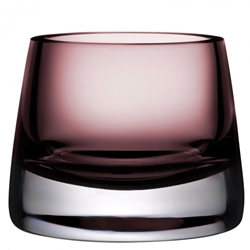 Joy Votive Plum  Large (6 Pack)