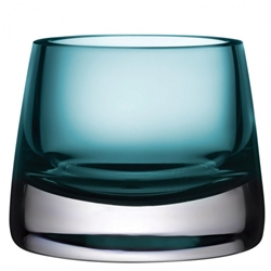 Joy Votive Turquoise Large (6 Pack)