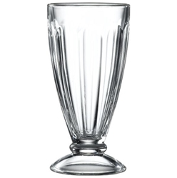 Knickerbocker Glory Glass 34.5cl / 12oz 17cm high (6 Pack) Knickerbocker, Glory, Glass, 34.5cl, 12oz, 17cm, high, Nevilles