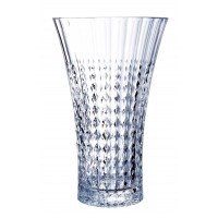 "Lady Diamond Vase 10.5"" 27cm (2 Pack) Lady, Diamond, Vase, 10.5"", 27cm"