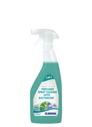 Lift Perfumed Spray Cleaner With Bactericide 750ml Lift, Perfumed, Spray, Cleaner, With, Bactericide, Cleenol