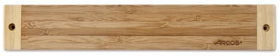 "Magnetic Rack Wood Bamboo 17.7"" 45cm (Each) Magnetic, Rack, Wood, Bamboo, 17.7"", 45cm"