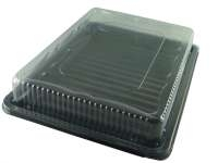 Medium Buffet Platter with Lid (50 Pack)