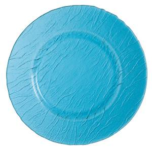 "Minerali Colour Blue Presentation Plate 12.6"" 32cm (12 Pack) Minerali, Colour, Blue, Presentation, Plate, 12.6"", 32cm"