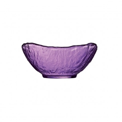 "Minerali Colour Purple Bowl 4.7"" 12cm (24 Pack) Minerali, Colour, Purple, Bowl, 4.7"", 12cm"