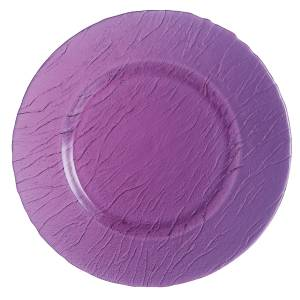 "Minerali Colour Purple Presentation Plate 12.6"" 32cm (12 Pack) Minerali, Colour, Purple, Presentation, Plate, 12.6"", 32cm"