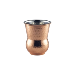 Moroccan Copper Hammered Tumbler 40cl/14oz (Each) Moroccan, Copper, Hammered, Tumbler, 40cl/14oz, Nevilles