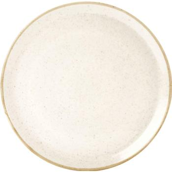 "Oatmeal Pizza Plate 32cm/12.5"" (Pack of 6)"