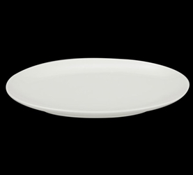 Orion Coupe Oval Platter 25 Cm / 10Inch (6 Pack)