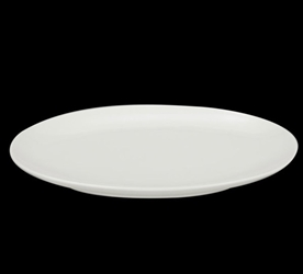 Orion Coupe Oval Platter 35 Cm / 13Inch (2 Pack)
