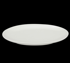 Orion Coupe Oval Platter 40Cm / 16Inch (2 Pack)