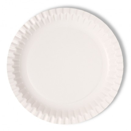 Paper Plate  9 (229mm) (100 Pack)