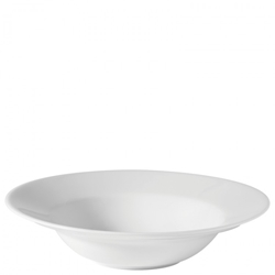 "Pasta Dish / Winged 10"" / 25cm 16.5oz / 47cl (6 Pack)"