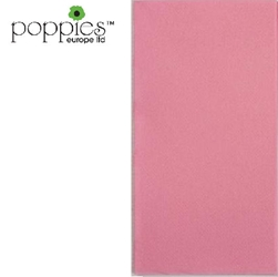 Pink Pre-Folded 2 Ply 33cm Napkins (2000 Pack)