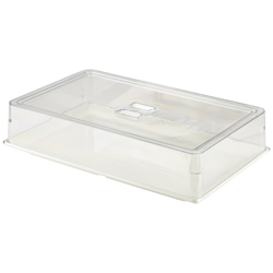 Polycarbonate GN 1/1 Cover (Each) Polycarbonate, GN, 1/1, Cover, Nevilles