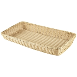 Polywicker Display Basket GN 1/1 (Each) Polywicker, Display, Basket, GN, 1/1, Nevilles