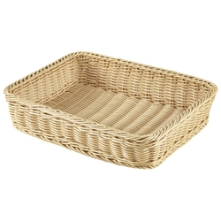 Polywicker Display Basket GN 1/2 (Each) Polywicker, Display, Basket, GN, 1/2, Nevilles