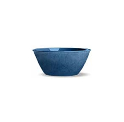 Potters Reactive Glaze Bowl Blue 6.1x6.1x6.1in (6 Pack)